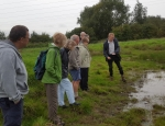Wetland plant training taking place at Stow-cum-Quy copyright Pete Case