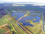 Aerial view of Willow Tree Fen copyright Mark Carter