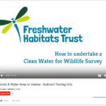 Clean Water for Wildlife Video