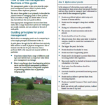 Pond management overview