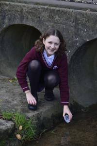 Clean Water for Wildlife water sampling