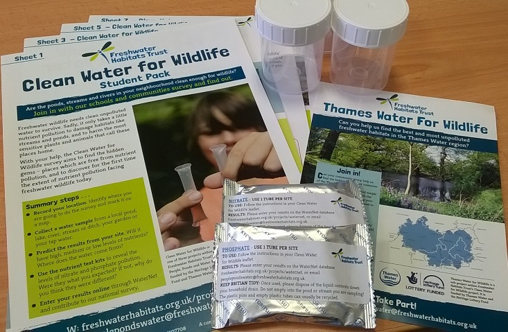 clean water School Pack kit